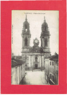 LUNEVILLE GUERRE 1914 1918 EGLISE SAINT JACQUES CARTE EN BON ETAT - Luneville
