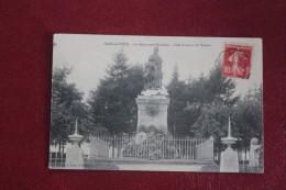 CPA 54  * MARS LA TOUR  * LE MONUMENT NATIONAL - France