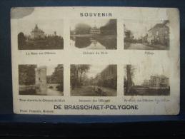 CP. 664. Souvenir De Brasschaet-Polygone. - Brasschaat