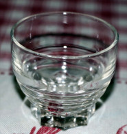 Verre A Vin Ancien Vintage Made In France - Glass & Crystal