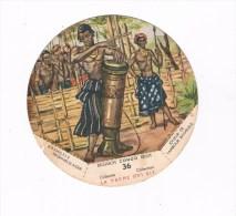 Belgisch Congo Belge Collectie La Vache Qui Rit 36 - Autres Collections