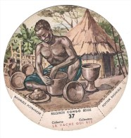 Belgisch Congo Belge Collectie La Vache Qui Rit 37 - Autres Collections