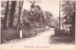 91. CHAMARANDE. Pont De Gillevoisin - France