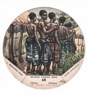 Belgisch Congo Belge Collectie La Vache Qui Rit 49 - Autres Collections