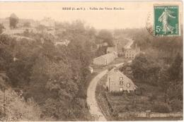 HÉDÉ - Thème MOULIN - Vieux Moulins - Francia