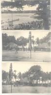 SAMOA 5 ORIGINAL PHOTOS FROM 1920 RARES TRIP VOYAGE VIAJE DE FAMILIA