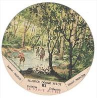 Belgisch Congo Belge Collectie La Vache Qui Rit 82 - Autres Collections
