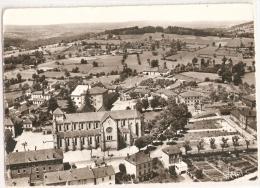 BELMONT De La Loire - Vue Aérienne - Beau Plan COMBIER 262-102A - Belmont De La Loire