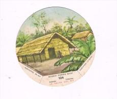 Belgisch Congo Belge Collectie La Vache Qui Rit 104 - Non Classés