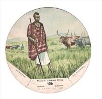Belgisch Congo Belge Collectie La Vache Qui Rit 106 - Non Classés