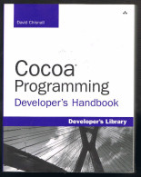 Cocoa Programming Developper's Handbook - David Chisnall - 2008 - 896 Pages 23 X 17,7 Cm - Ingénierie