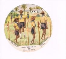 Belgisch Congo Belge Collectie La Vache Qui Rit 123 - Non Classés