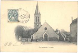 94 VILLECRESNES L'église - Villecresnes