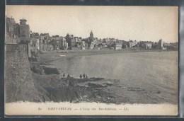 CPA 35 - Saint-Servan, L'Anse Des Bas Sablons - Autres Communes