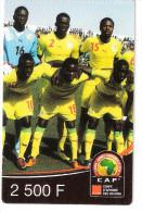 Senegal/Orange Cup d'Afrique 2012 ,2500F
