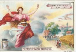 Images/Chromo/Effets Lumineux/Aurore/Cie Liebig/Sanguinetti N° 515/ Vers 1895   LBG1 - Liebig