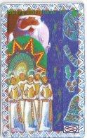 Malaysia (Uniphonekad) - Merry Christmas 1995, 44UXMS, Used - Malaysia