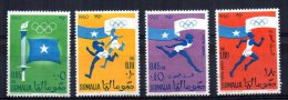 Somalia - 1960 - Olympic Games - MNH - Somalie (1960-...)