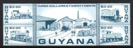 Guyana - 1987 - $3.20 Guyana Railways - MNH - Guyane (1966-...)