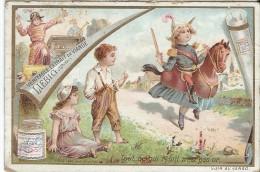 Images/Chromo/Tout Ce Qui Reluit N'est Pas Or /Cie Liebig/Sanguinetti N°421/ Vers 1895   LBG7 - Liebig