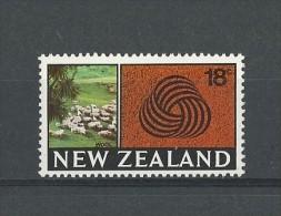 Nouvelle Zélande:  478 **   Moutons - Laine - Ferme