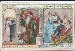 Images/Chromo/Plaisirs D´été Et D´Hiver/Olifan /Cie Liebig/Sanguinetti N°530/ Vers 1895   LBG16 - Liebig
