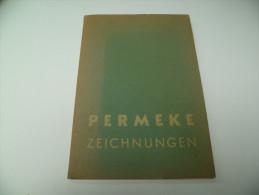 Constant Permeke Zeichnungen. 18 H.-t. - Art