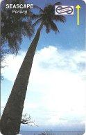 Malaysia (Uniphonekad) - Penang, Scenes, 52MSAC, 1993, 250.000ex, Used - Malaysia