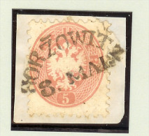 Heimat Tschechien Horzowitz 8. Mai Bogen-O Horovice - 1850-1918 Imperium