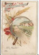 Images / Chromo/Bonappétit/Serpe//Cie Liebig/Sanguinetti N°?/Vers 1895    LBG30 - Liebig