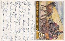 Duitsland, Bartschi Zigaretten, Feldpost (5568) - Tabac
