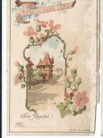 Images / Chromo/Bon Appétit/Maison //Cie Liebig/Sanguinetti N°?/Vers 1895    LBG31 - Liebig