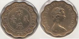 Hong Kong 20 Cents 1978 Km#36 - Used - Hong Kong