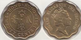 Hong Kong 20 Cents 1991 Km#59 - Used - Hong Kong