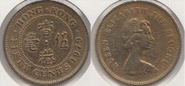 Hong Kong 50 Cents 1979 Km#41 - Used - Hong Kong