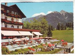 CP320 Austria Seefeld Tirol Hotel Wetterstein - Hotels & Restaurants