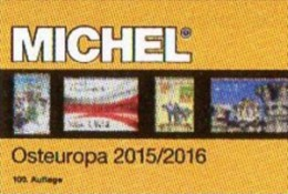 MICHEL East-Europa Part 7 Stamps Catalogue 2015/2016 New 66€ Polska Russia USSR Sowjetunion Ukraine Moldawia Weißrußland - Libros Narrados