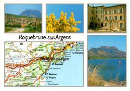 ROQUEBRUNE Sur Argens : Multivues - La Roquebrussanne