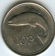 Irlande Ireland 10 Pence 1994 KM 29 - Irlande