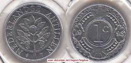 Antille Olandesi 1 Cent 1993 Km#32 - Used - Antille Olandesi