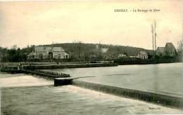 Belle   Carte    -    Chissay  -    Le Barrage Du Cher                          N995 - Autres Communes