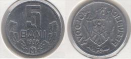 Moldavia 5 Bani 1996 Km#2 - Used - Moldavia