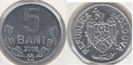 Moldavia 5 Bani 2006 Km#2 - Used - Moldavia