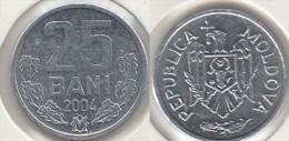 Moldavia 25 Bani 2004 Km#3 - Used - Moldavia