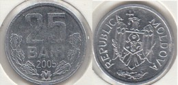 Moldavia 25 Bani 2005 Km#3 - Used - Moldavia