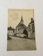 Villeneuve-Saint-Vistre -  L'Eglise Et La Mairie - France