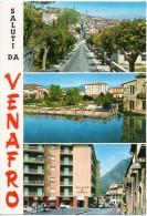 Molise-isernia-saluti Da Venafro Vedute - Italia