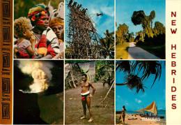 Océanie - Vanuatu - Nouvelles Hebrides - New Hebrides - Multivues - Multiview - Moderne Grand Format - état - Vanuatu