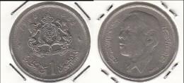 MAROCCO 1 Dirham 1969 KM#y56 - Used - Marocco