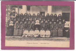 Religieuses Laotiennes - Laos